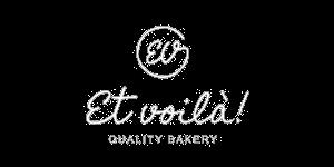 RATCHET - Et Voila Bakery logo