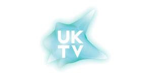 RATCHET - UKTV logo